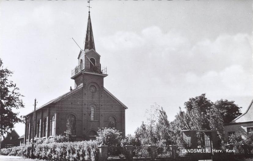 landsmeer-hervormdekerk